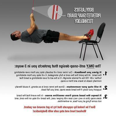 Bodylastics System Warrior Fitness Training