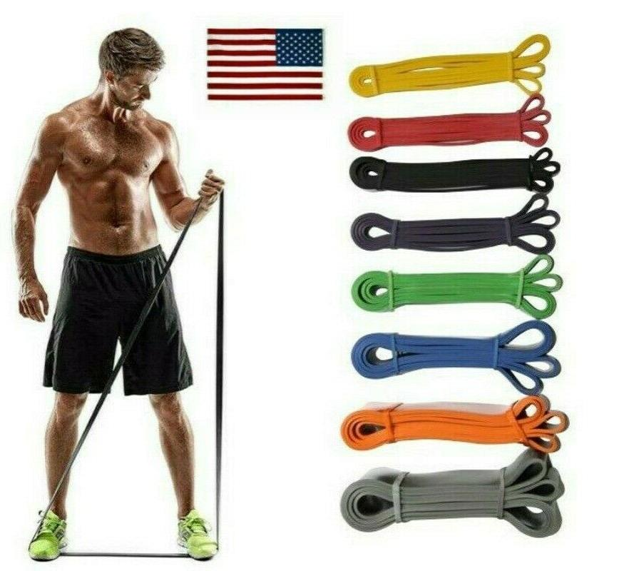 Strong Resistance Bands Assisted Pull Bands Lifting Latex