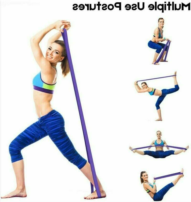 Strong Resistance Bands Pull