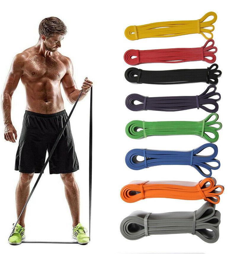strong resistance bands assisted pull up bands