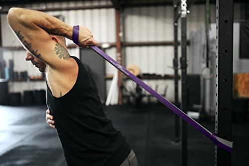 WODFitters Titanium Resistance - Duty Up Mobility Workout,