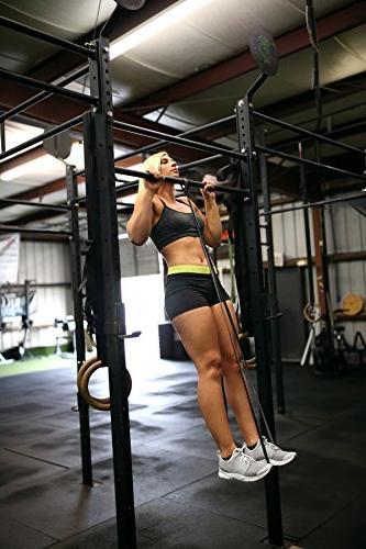 WODFitters Titanium Resistance - Up Exercises, Workout, Cross Training