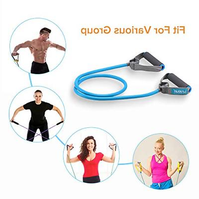 Liveup SPORTS Resistance Bands/Cord Pulley Foam
