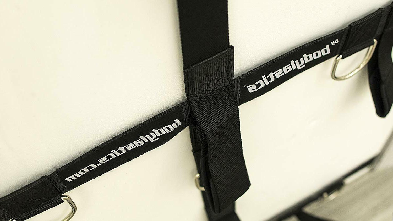 Bodylastics 25-point Door Anchor system Resistance Band Set