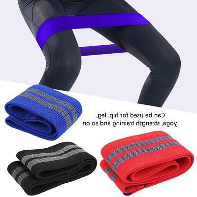 unisex adult resistance hip circle bands exercise