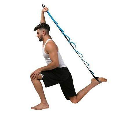 unisex exercise fitness yoga training aids belt