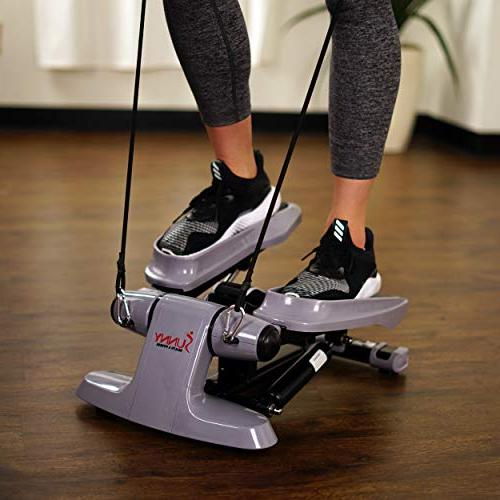 Sunny Health & Versa Stepper w/Wide Bands and -