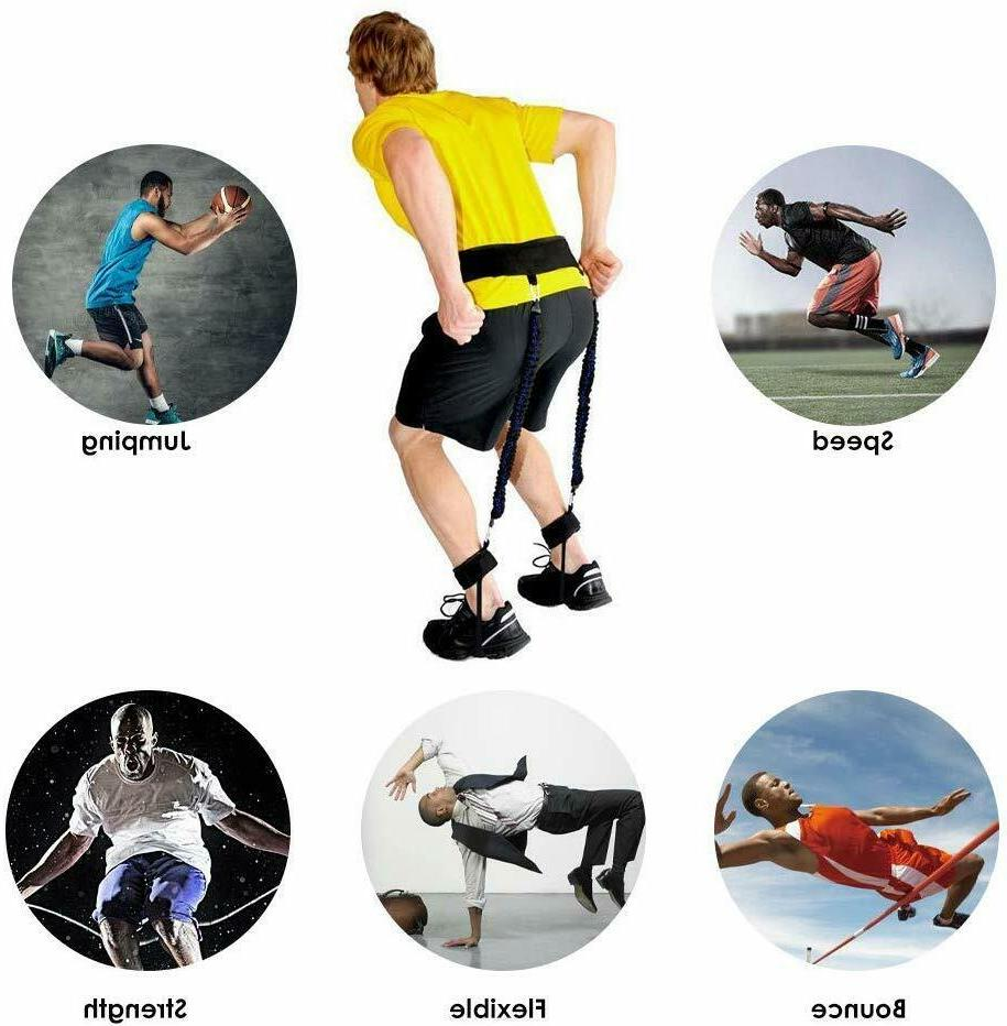 Vertical Trainer Strength Bands For Speed