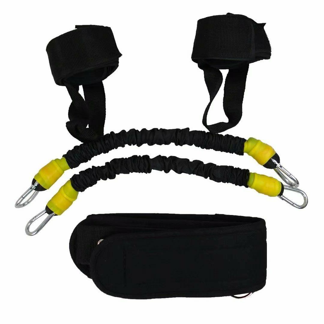 Vertical Resistance Bands leaping Fitness