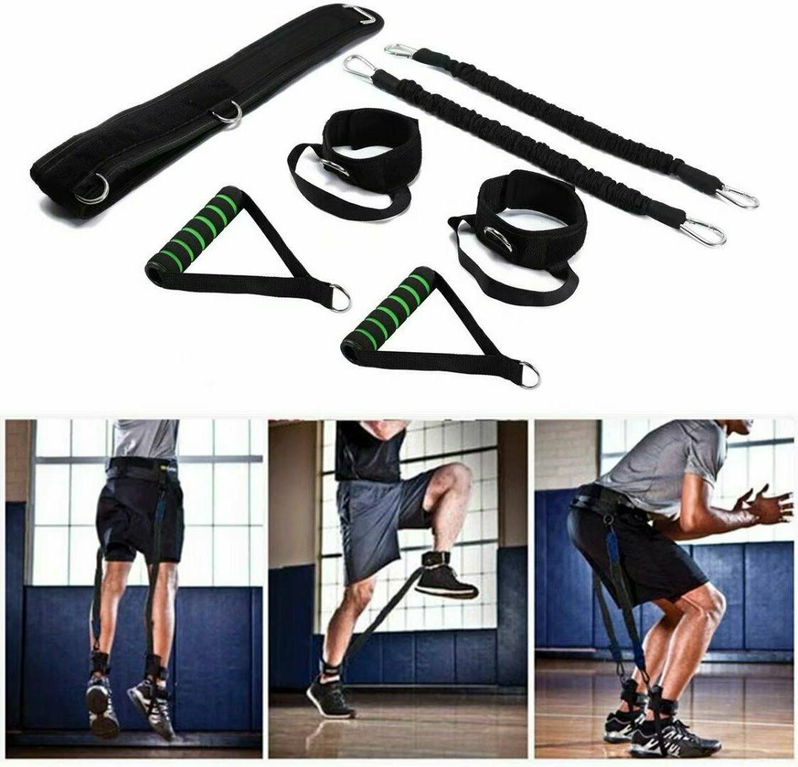 Vertical Trainer Jump Resistance System leaping