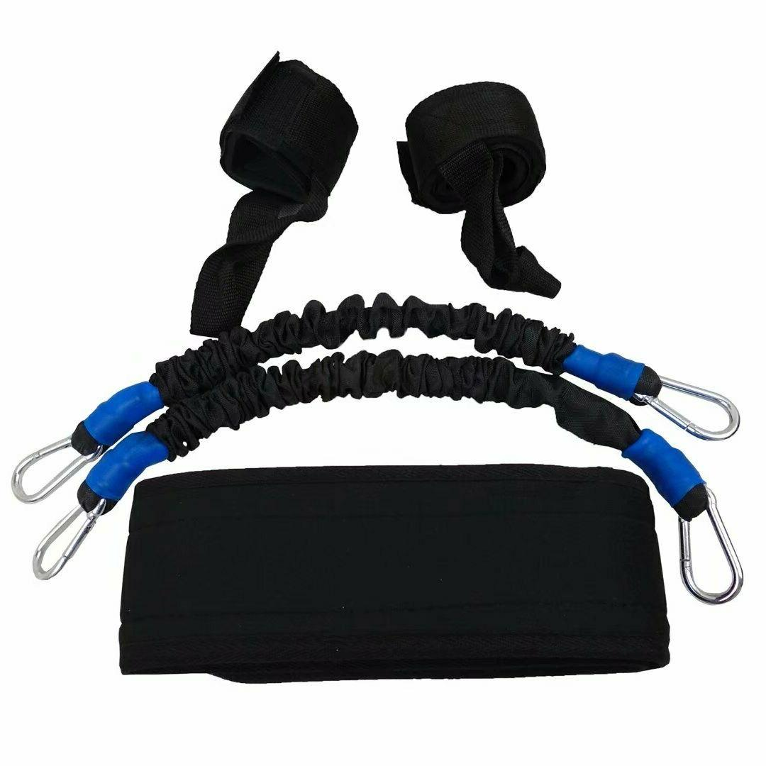 Resistance Bands System leaping