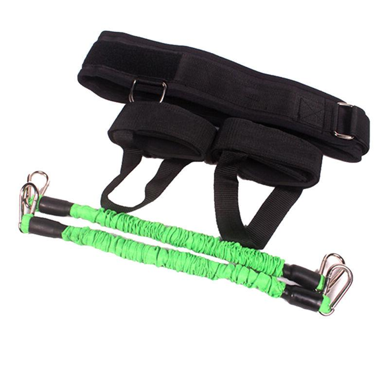 Vertical Trainer Resistance Bands Horizontal Fitness