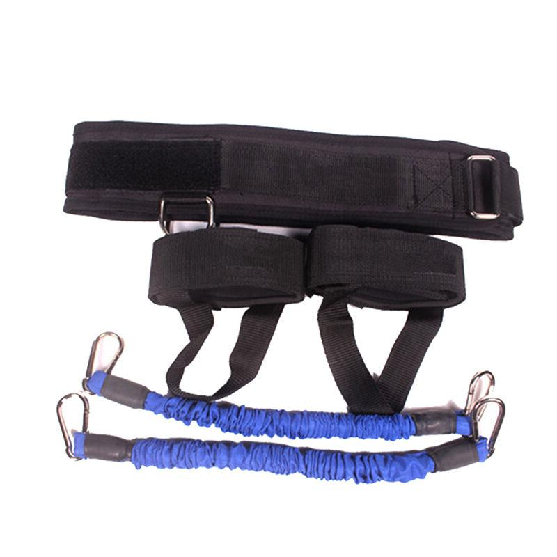Vertical Trainer Resistance Bands System Leaping Fitness