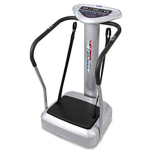 vibration platform upgraded fitness machine
