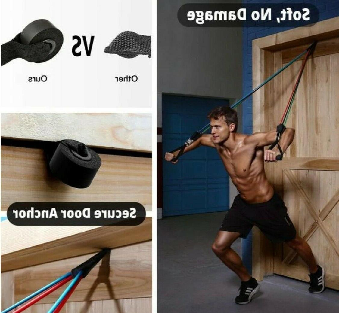 Work Out Bands At Home - Exercise Equipment
