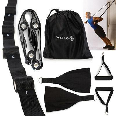 workout exercise bands fitness total motion suspension