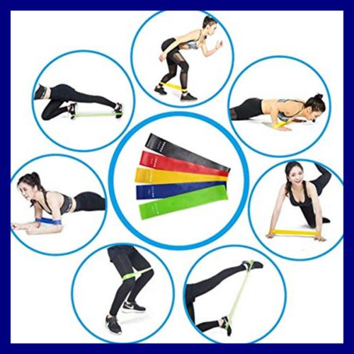 Kingserve Workout Yoga Flexbands