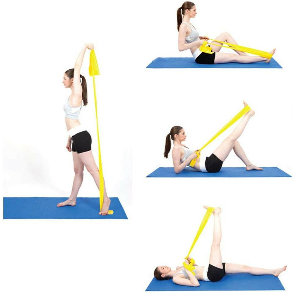 Workout Set Yoga Booty Leg Exercise