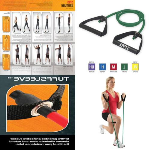 xertube resistance bands exercise cords all sold