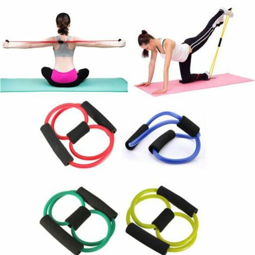 Yoga Rope Muscle Expander Resistance Training Fitness Bands