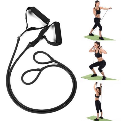 Yoga Elastic Resistance Bands Exercise 120cm
