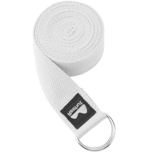 REEHUT Yoga Strap Adjustable Buckle