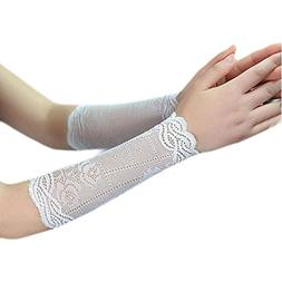 George Jimmy Lace Outdoor Sunscreen Clothing Women Wristband