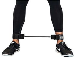 Fitness Health Lateral Stepper Resistance Band With Ankle St