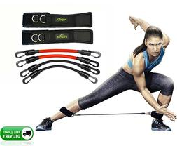 Leg Resistance Bands Speed Agility Training Strength Ankle S
