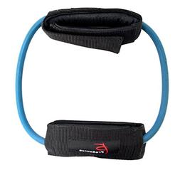 Prosource Fit Leg Resistance Exercise Band Heavy Duty Tube,