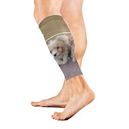 Leg Sleeve Cute Cavachon Puppies Dogs Compression Socks Supp