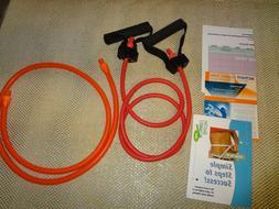 Lifeline R3 & R5 Cable & Handles from Beachbody Slim in 6 Se