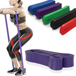 Extra Durable Top Elastic Workout Exercise Pull-Up Assist Ba