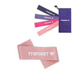 Teknifit Light Pink Single Resistance Band
