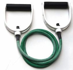 Light Resistance Tubing with Premium Handles, Fitness Resist