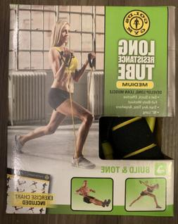Golds Gym Long Resistance Tube
