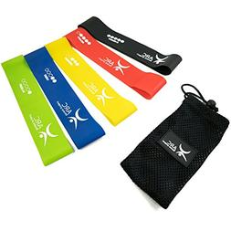 ARC fitness project LOOP resistance band set of 5 - Best Fit