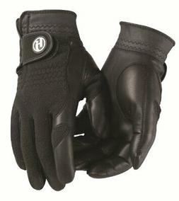 Men's Winter Performance Warm Golf Gloves w/ Cabretta Leathe