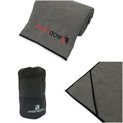 WODFitters Microfiber Yoga Towel