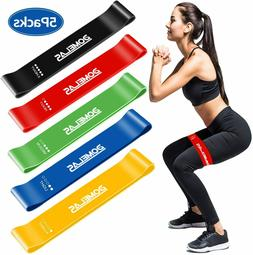 Mini Exercise Loops Resistance Bands, Portable Mini Fitness