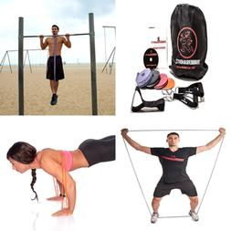 Rubberbanditz Mobile Gym Kit in a Bag with 41 inch Continuou