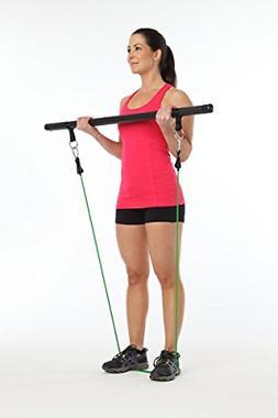 "Anazao Fitness Gear by AccuFitness Multi-Myo 40"" 2-Strap Lon"