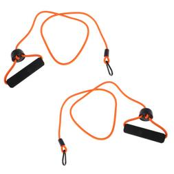 Multifunctional Pull Rope Resistance Bands Chest Expander Pu