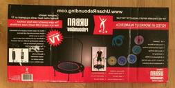 NEW Elevated Urban Rebounder Fitness Gym Workout Mini Trampo