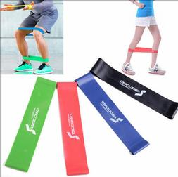 New Gum Yoga Resistance Fitness Sport Workout body Elastic S