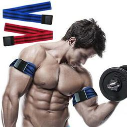 NEW Occlusion Training Bands Blood Flow Restriction Training