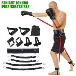 New Sports Fitness <font><b>Resistance</b></font> Belt Set L