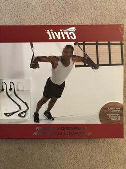 **NEW Crivit Suspension Trainer - TRX-style Workouts at Home