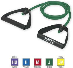 NEW SPRI XERTUBE 20Ibs RESISTANCE BAND QUICK SELECT SYSTEM F