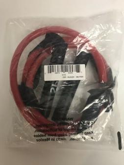 NEW SPRI Xertube -Red - Medium Resistance Bands Exercise